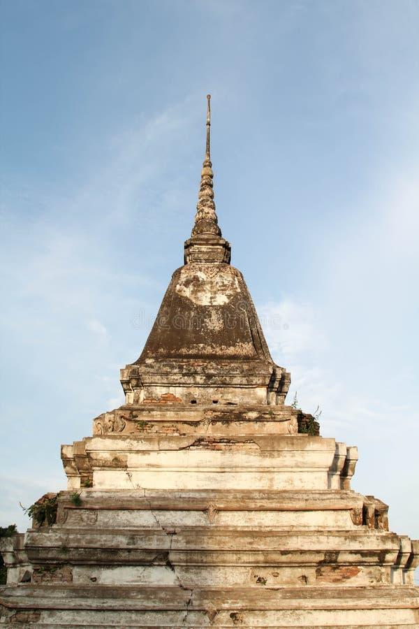 Wat Phra Sri Rattana Mahathat, Phitsanulok, Tailândia fotos de stock royalty free