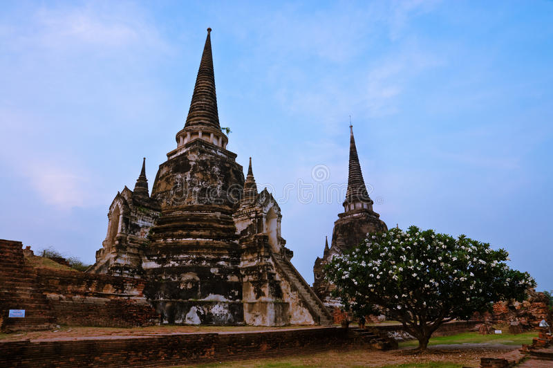 Wat Phra Sri Sanphet. photos stock
