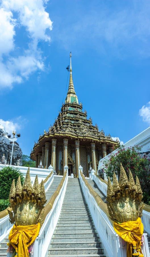 Download Wat Phrabuddhabat foto de archivo. Imagen de pagoda, amarillo - 42438294