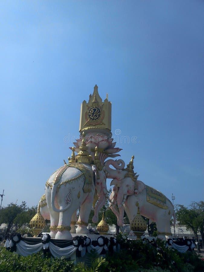 Wat Phrasrirattana Sasadaram el templo de Emerald Buddha fotografía de archivo libre de regalías