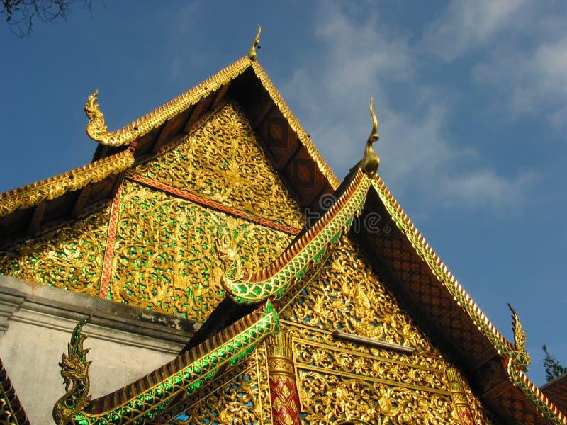 Wat Phrathat Doi Suthep, Chiang Mai, Thailand Stock Photography