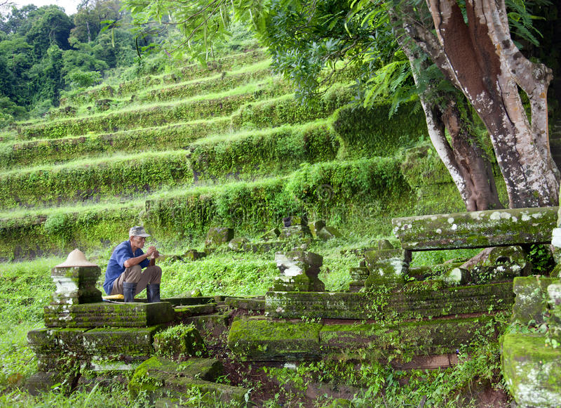 Download Wat phu redaktionelles stockfoto. Bild von ethnicity - 27725268