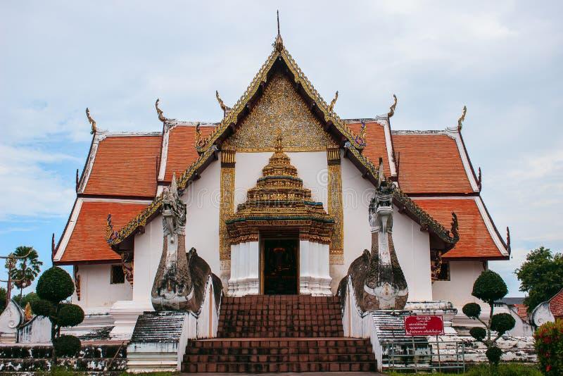 Wat Phu Mintr imagens de stock royalty free