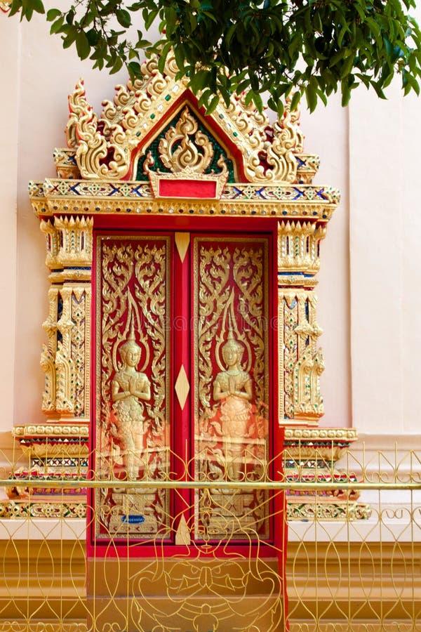 Wat Phukhao Thong, Mae Nam, Koh Samui, Tailandia immagini stock libere da diritti