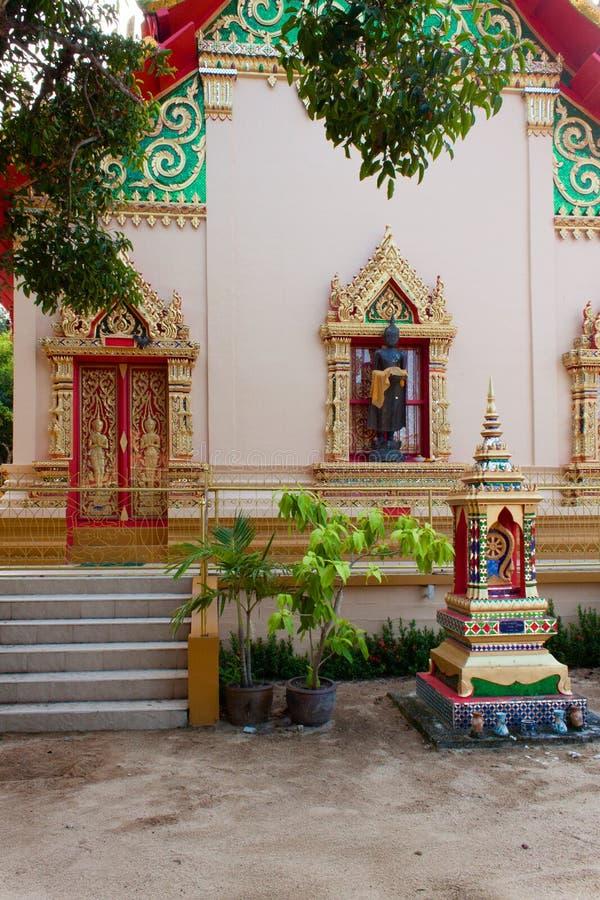 Wat Phukhao Thong, Mae Nam, Koh Samui, Tailandia fotografia stock