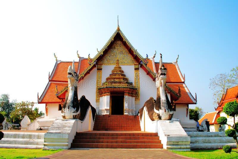 Wat Phumin royalty-vrije stock foto's