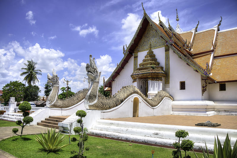 Download Wat Phumin Dans La Ville De Nan Image stock - Image du scène, attrayant: 56480293
