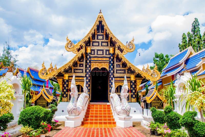 Wat Pipatmongkol Sukhothai Таиланд стоковое изображение rf