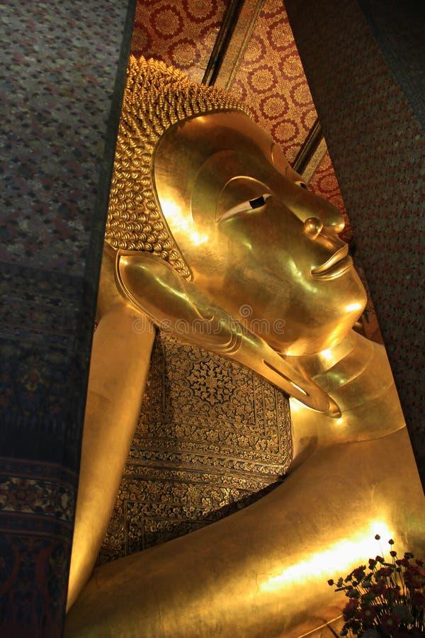 Wat Po Tailândia foto de stock royalty free
