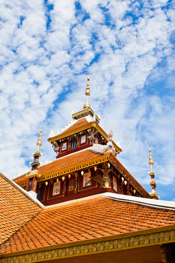 Free Wat Pong Sanook In Lampang Of Thailand4 Stock Image - 22088771