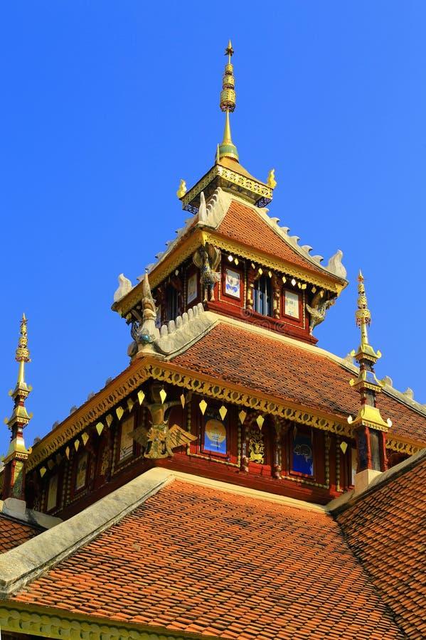 Wat Pongsanuk стоковое фото