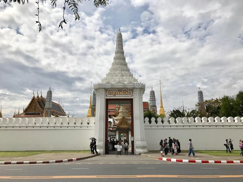 Wat-Pra- fotos de stock royalty free