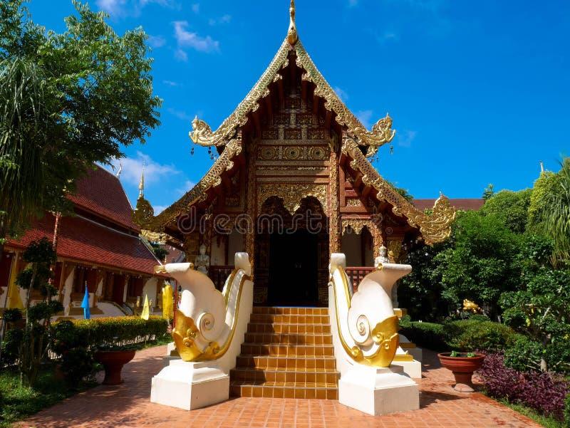 Wat Pra Singh, Thailand royalty-vrije stock foto