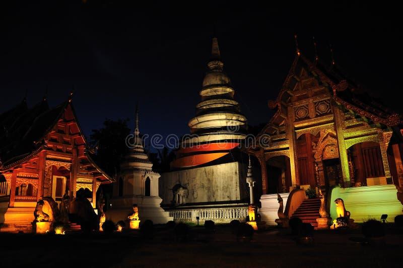 Wat Pra Singha fotografia de stock royalty free
