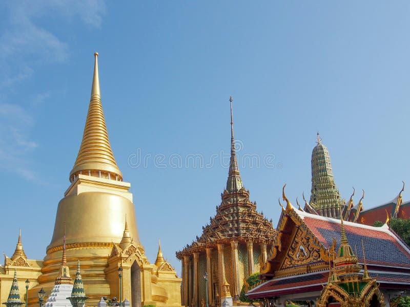 Wat Prakaew stock images