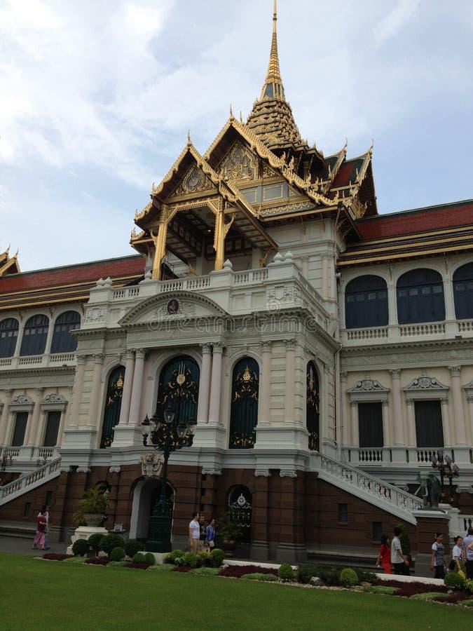Wat Prakaew King Palace Bangkok Thailand lizenzfreie stockfotos