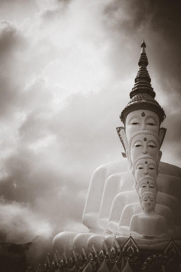 Wat Prathat Phasornkaew,梦想目的地 免版税库存照片
