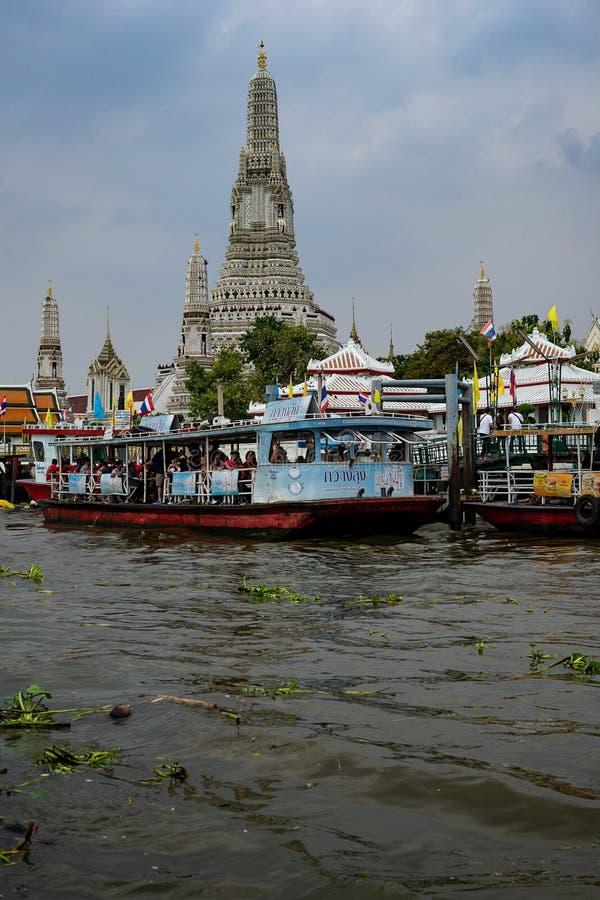 Wat Rakhangkhositraram Woramahavihan стоковые фотографии rf