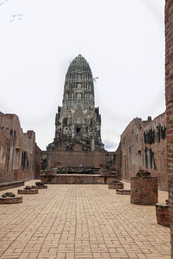 Wat Ratchaburana photo libre de droits
