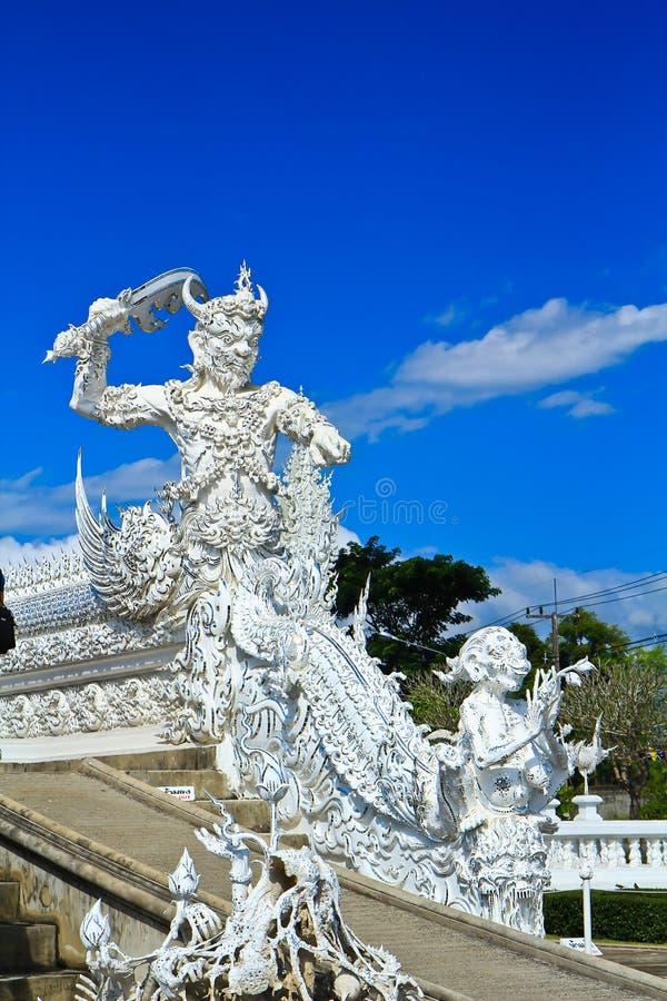 Wat Rong Khun стоковое фото rf