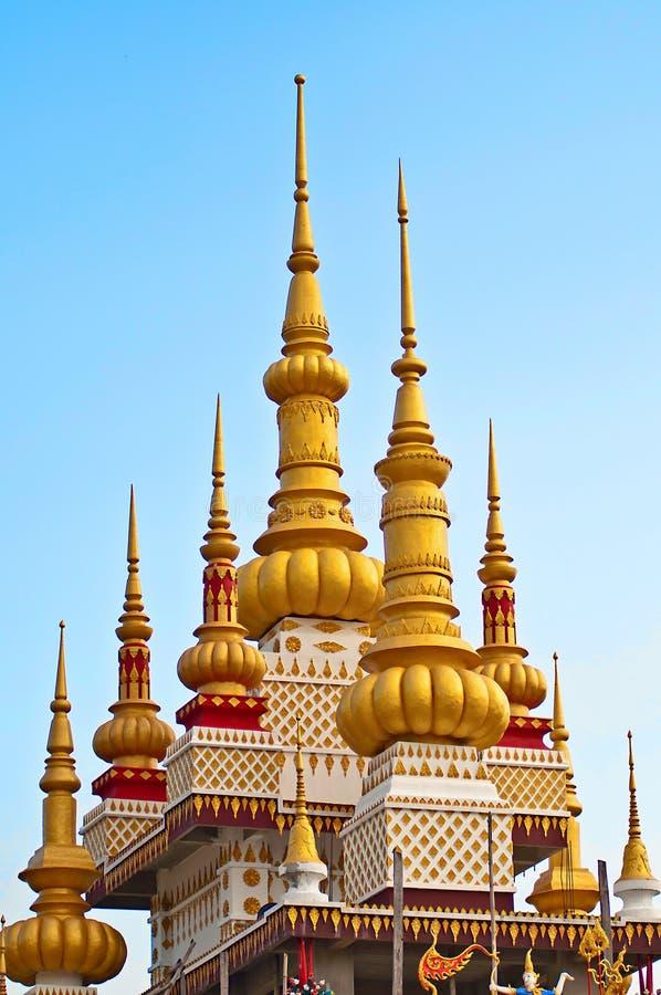 Wat Saikao, Chaingrai, Thaïlande photographie stock