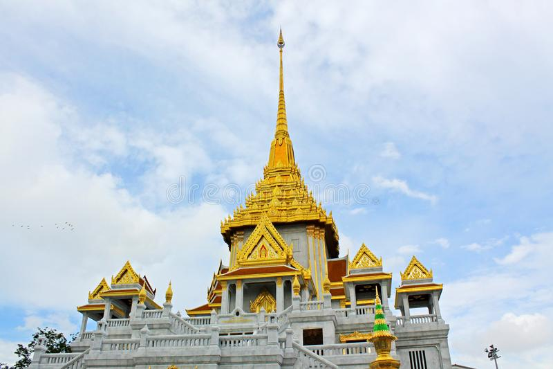 Wat Sam Chin, Bangkok, Thaïlande photographie stock libre de droits