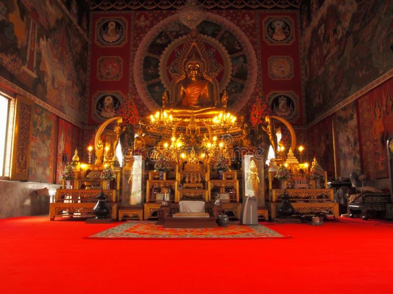 Wat Samien Naree Bang Banguecoque kean Tailândia fotografia de stock royalty free