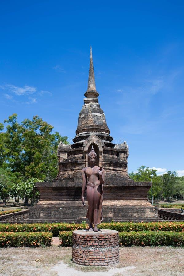 Wat SASI, ιστορικό πάρκο στοκ εικόνα με δικαίωμα ελεύθερης χρήσης