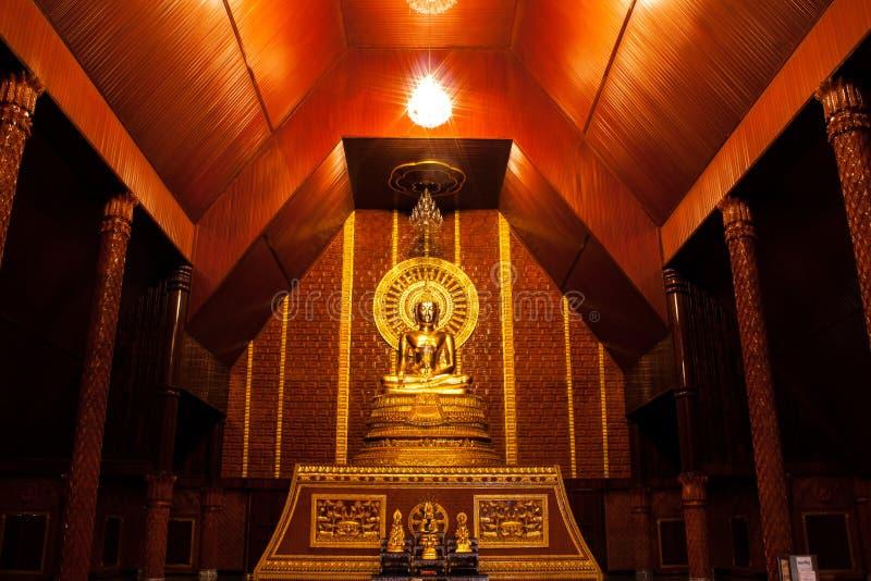 Wat Sawang Wirawong στοκ εικόνα με δικαίωμα ελεύθερης χρήσης