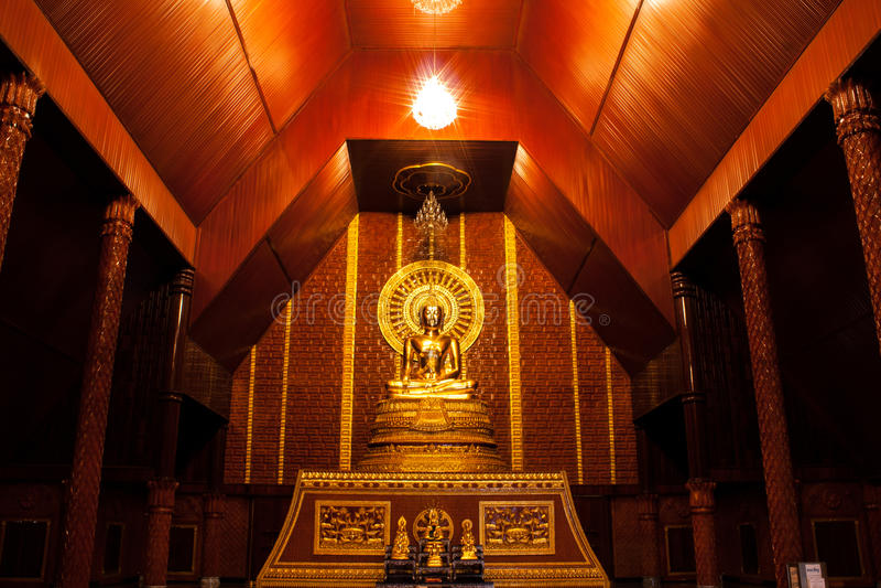 Wat Sawang Wirawong royalty free stock image