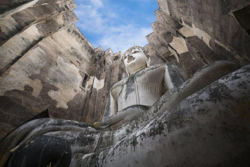 Wat Si密友是一个历史的寺庙 免版税库存照片