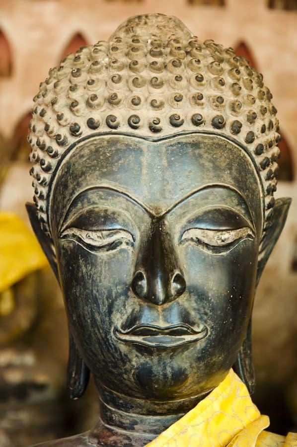 Download Wat Si Saket Buddha - Vientiane Fotografering för Bildbyråer - Bild av tempel, buddistiska: 106827405