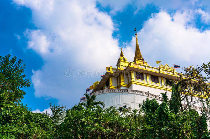 Download Wat Sra Ket Temple, Thailand Stock Image - Image of spotlight, cityscape: 39508517