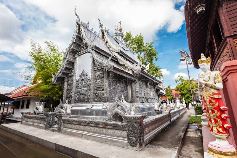 Wat Sri Suphan fotografering för bildbyråer