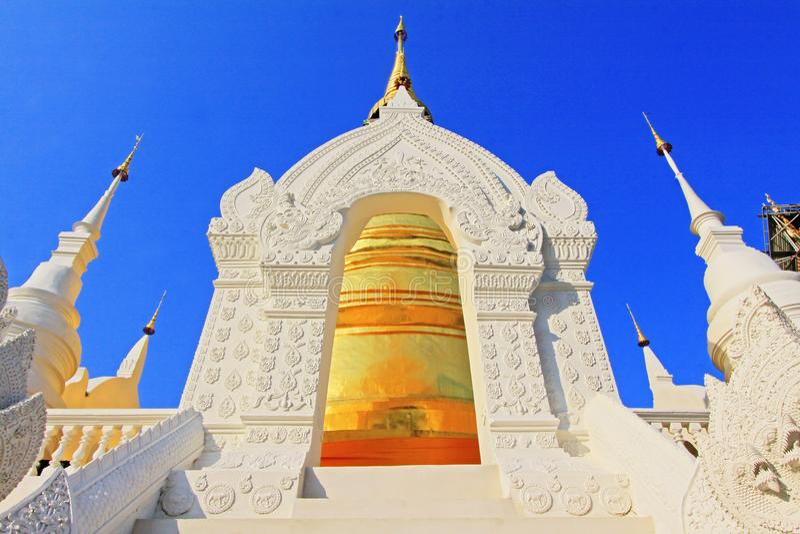 Wat Suan Dok, Chiang Mai, Ταϊλάνδη στοκ φωτογραφία με δικαίωμα ελεύθερης χρήσης