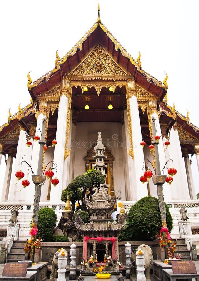 Free Wat Suthat Temples In Bangkok Thailand Royalty Free Stock Image - 20476416