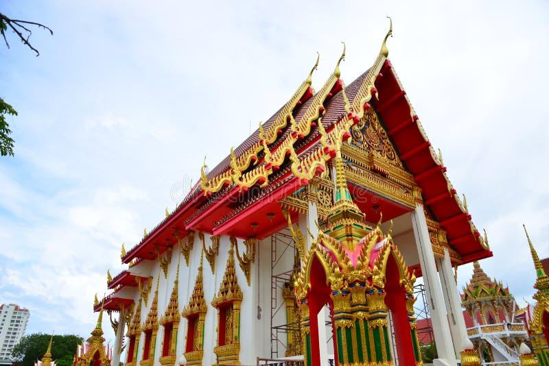 Wat Suwan Khirikhet royalty-vrije stock foto's