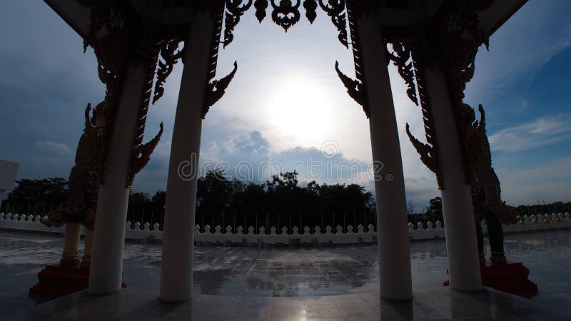 Wat Tailandia fotografía de archivo libre de regalías