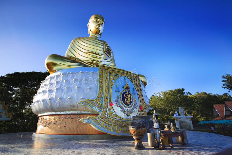 Wat Tang Sai image stock