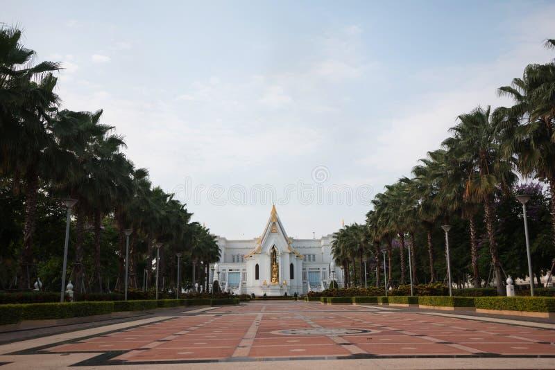 Wat Tha Sung Uthai Thani stock afbeelding