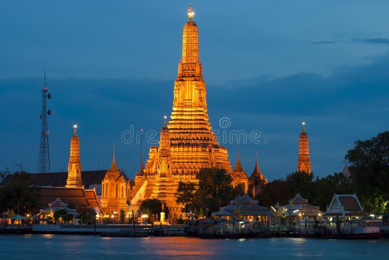 Wat Thai imagem de stock