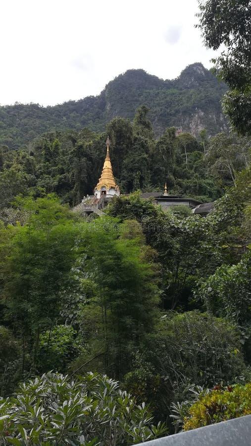 Wat Tham Pha Pong στοκ φωτογραφία
