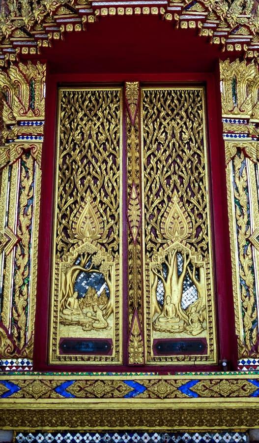 Wat Tham Sua, Kanchanaburi foto de archivo