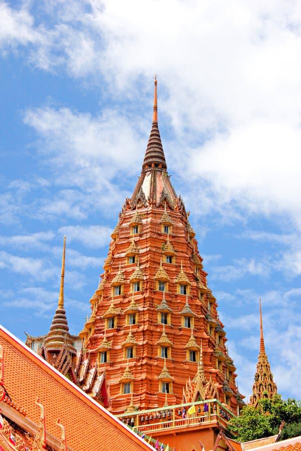 Wat-Tham-Sua, Thailand stockfotografie