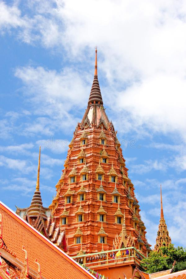Wat-Tham-Sua,Thailand stock photography