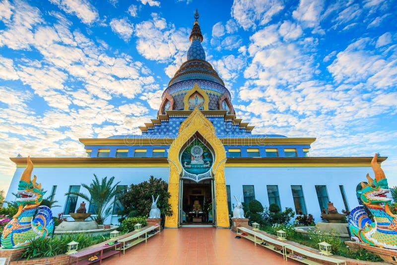 WAT THATON在泰国 免版税库存照片