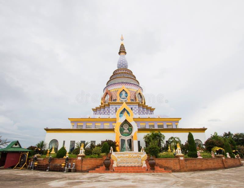 Wat Thaton清迈 免版税库存照片