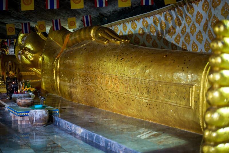 Wat Thep Phithak Punnaram стоковые фотографии rf