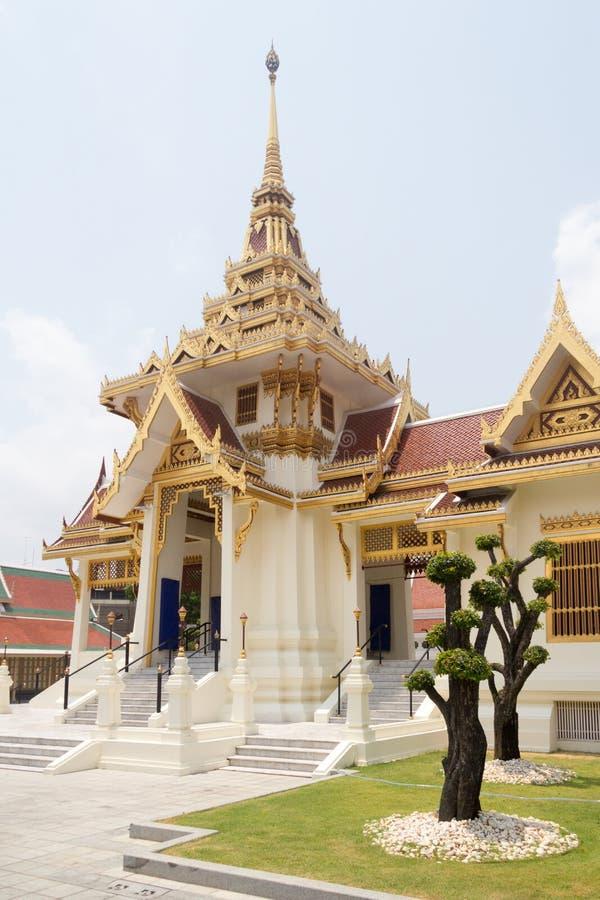 Wat Thep Sirin Thrawat, Bangkok, Thailand royalty-vrije stock foto's