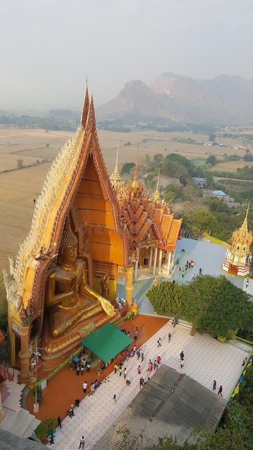 Wat Thum Sua royalty-vrije stock afbeeldingen